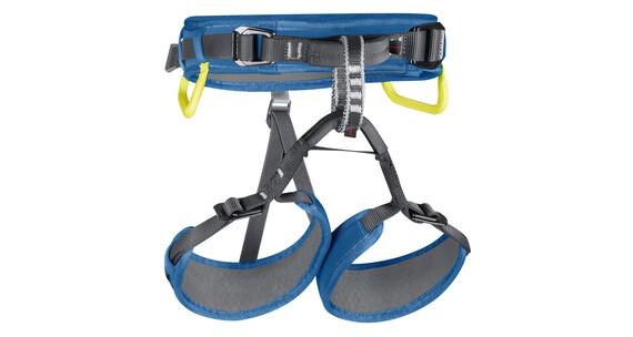 Mammut Ophir Kids klimgordel Kinderen grijs/blauw